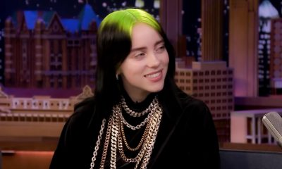 Billie Eilish The Office